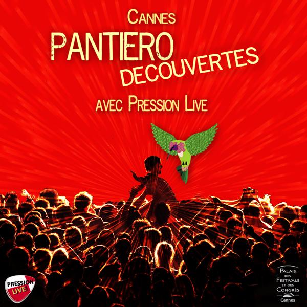 Cannes : «Tremplin Pantiero Découvertes» : trois finalistes en lice pour le Printemps de Bourges 2015…