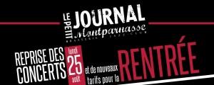 Jazz Paris : Les dates clés de la rentrée du Jazz Club Le Petit Journal Montparnasse…