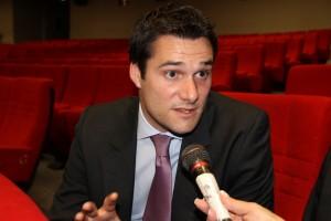 Le producteur Cannois, Sébastien Aubert, remporte le Prix France Télévisions du Jeune Producteur de Court-Métrage 2014…