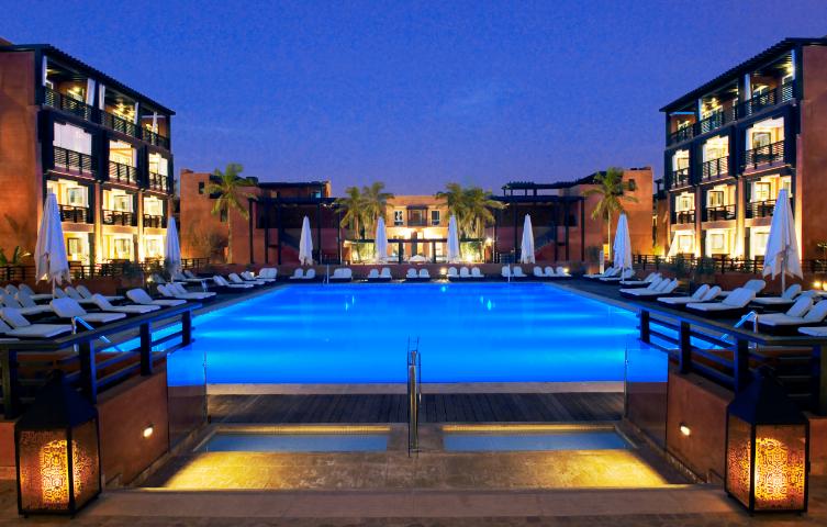 Marrakech : L'Hôtel & Ryads Naoura Barrière se met au vert !…