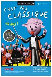 Nice : Une symphonie de notes pour les 10 ans du Festival c'est pas classique…