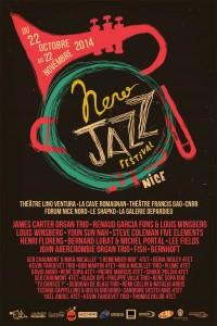 Nice : 5 ème Edition du New Jazz Festival…