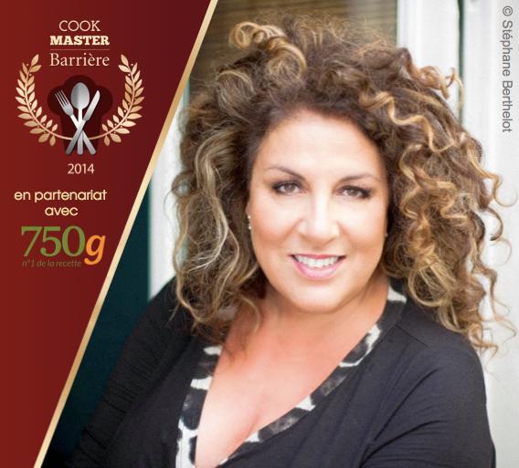 Cook Master Barrière Edition 2014 : Un duo Féminin à la tête du Jury de la Finale Luana BELMONDO et Marianne JAMES…