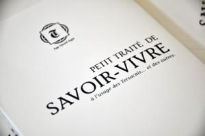 Meilhan-sur-Garonne (47) : L'Ecole de Tersac édite son Petit-Traité de Savoir-Vivre …