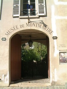 Paris : Inauguration de l'extension du Musée de Montmartre…