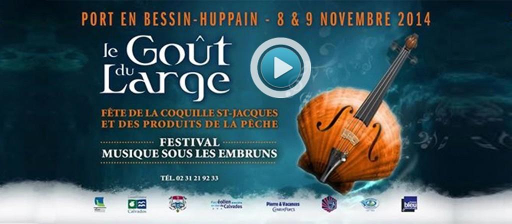 Port-en-Bessin-Huppain / Grandcamp-Maisy : Fêtes de la Coquille Saint Jacques 2014…