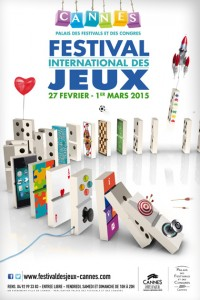 Cannes : Festival International des Jeux 2015…