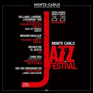 Monte-Carlo Jazz Festival 2014…