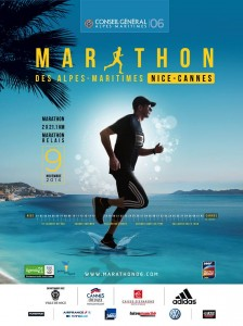 Marathon Nice-Cannes 2014…