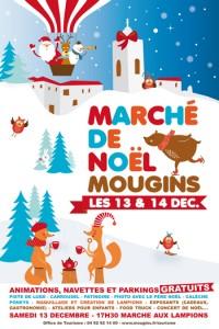 Mougins : Marché de Noël 2014…