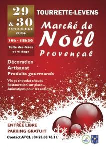 Tourrette-Levens : Marché de Noël 2014 …