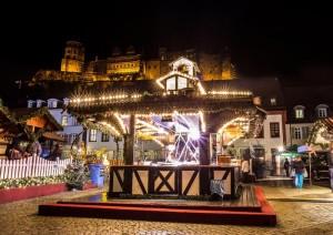 Allemagne : Les Marchés de Noël des régions du sud…