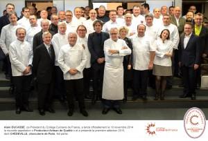 Paris : Le Collège Culinaire de France attribue sa nouvelle appellation «Producteur Artisan de Qualité» à CHEDEVILLE, charcuterie…