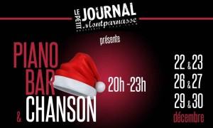 Jazz Paris : Piano-Bar & Chanson- Entrée Libre au Petit Journal Montparnasse…