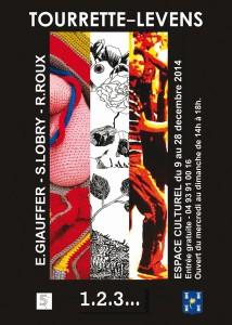 Tourrette-Levens : Exposition 1.2.3…