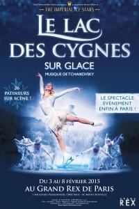 Paris : Le Lac des Cygnes est un spectacle unique sur la scène du Grand REX !