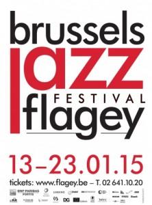 (Belgique) : Brussels Jazz Festival 2015…