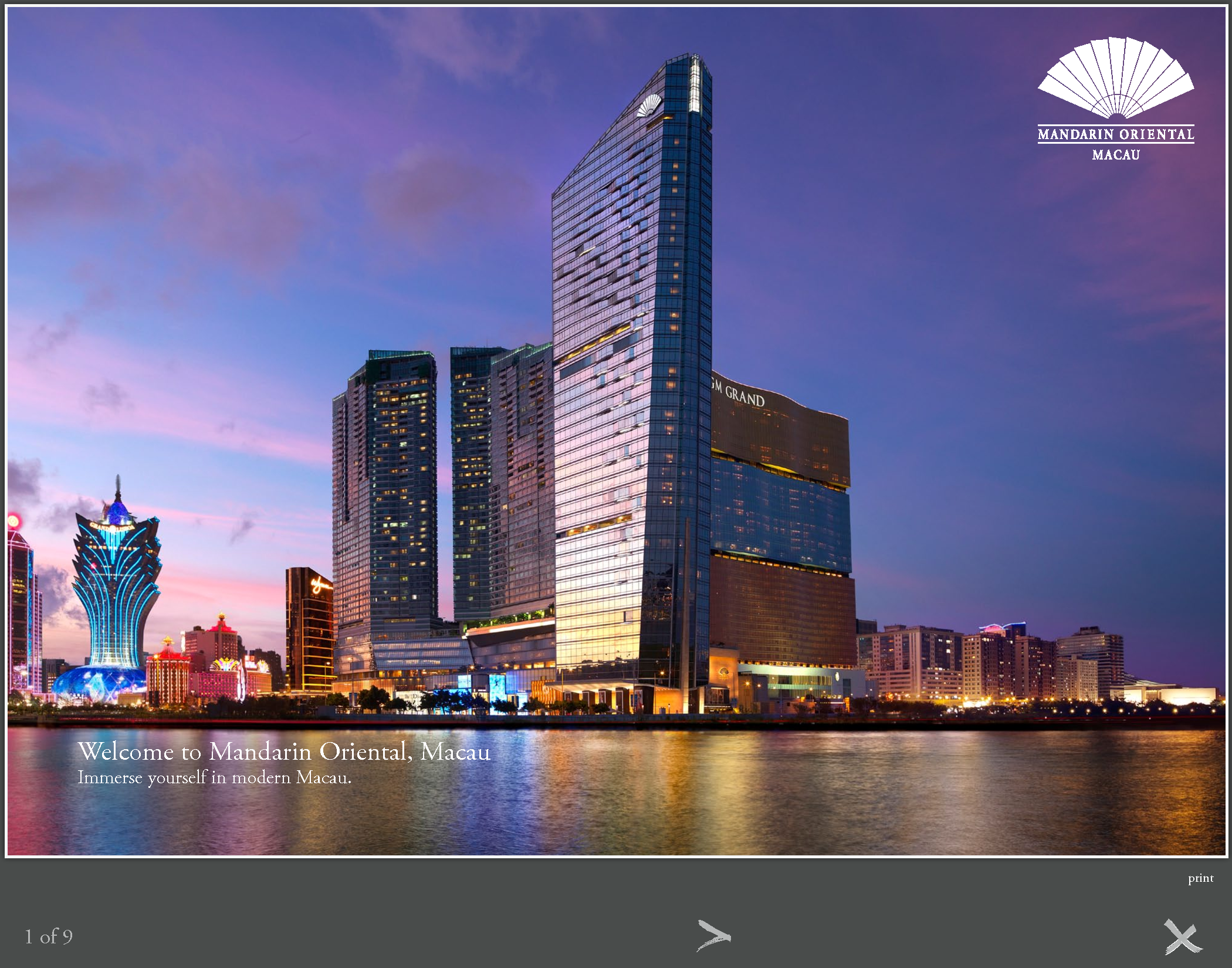Macau (Chine) : Célébrations du Nouvel An chinois au Mandarin Oriental…