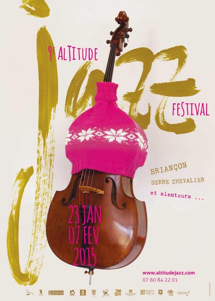 Briançon (05) : «Altitude Jazz Festival 2015 » …