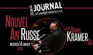 Paris : Nouvel An Russe au Sommet du Jazz au Petit Journal Montparnasse ! …