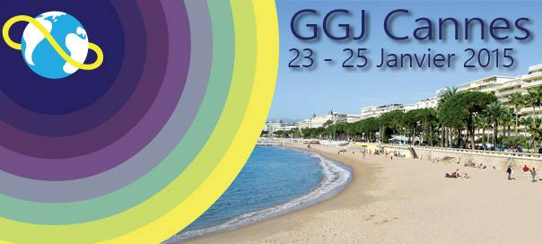 La Global Game Jam arrive à Cannes…