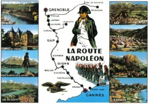Bicentenaire de la Route Napoléon 1815-2015…
