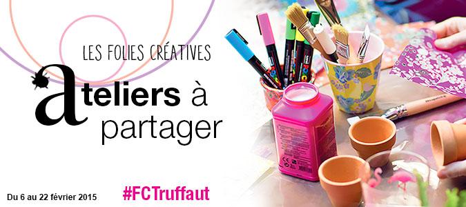 Paris : «Truffaut» lance «les Folies Créatives»…