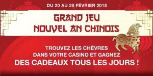 Le Casino Barrière de Cannes célèbre le «Nouvel An Chinois»…
