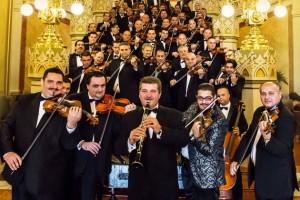 Cannes : «L'Orchestre Symphonique des 100 violons Tziganes de Budapest»…