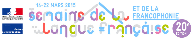 Semaine de la langue française et de la Francophonie…
