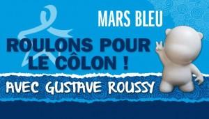 Mars Bleu : 1 mois de sensibilisation au dépistage du cancer colorectal, 1 semaine d'évènements, d'information et de collecte à Gustave Roussy…