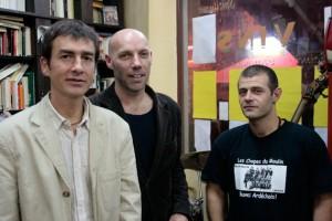 Cannes : Fred d'Oelsnitz Trio Jazz se produit à la médiathèque Noailles…