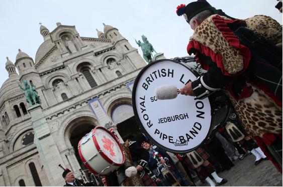 Paris : 8 ème Edition de L'Écosse à Montmartre Samedi 7 et Dimanche 8 Février 2015…