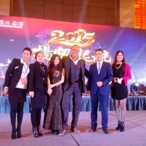 Succès en Chine à l'occasion de la Présentation des vins de Landiech…