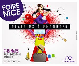 Foire de Nice 2015 …