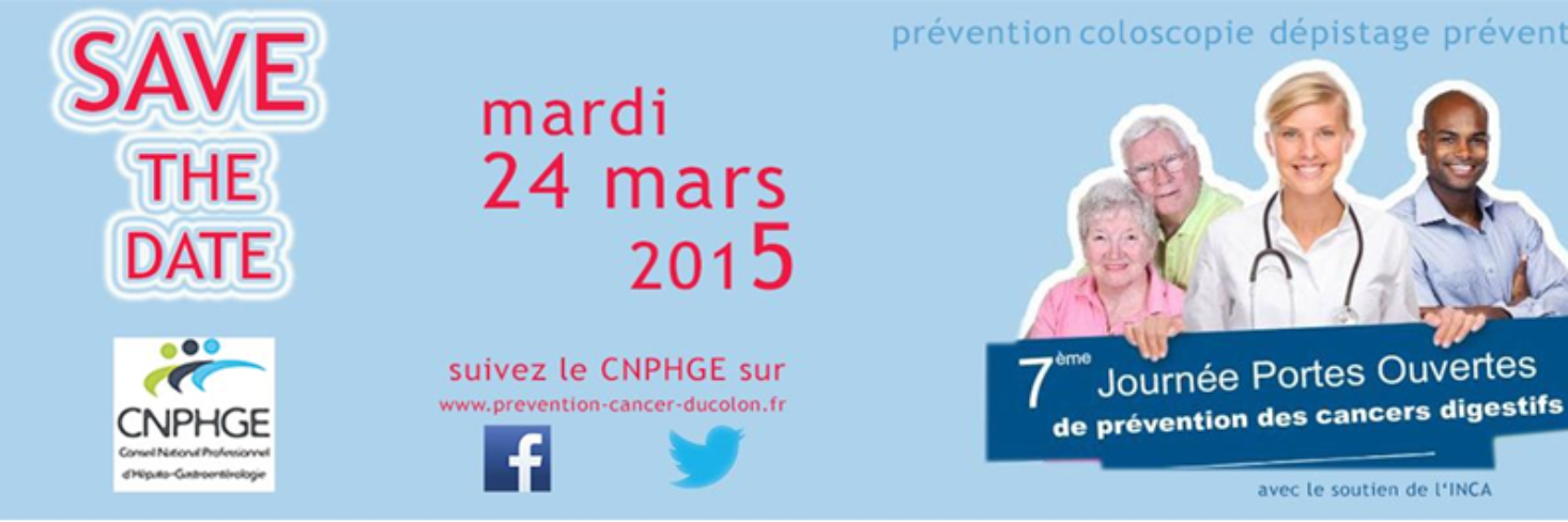 Mars Bleu : Journée nationale de prévention du cancer du côlon…