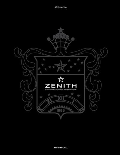 Le Locle (Suisse) : L'histoire de la passion horlogère de la Maison ZENITH est retracée dans un livre de collection…