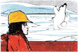 Paris : le Centre Culturel Canadien organise une conférence sur l'Arctique Canadien…