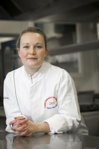 Fanny MALHIE : Première femme à remporter le Trophée National de Cuisine et de Pâtisserie à l'Académie Culinaire de France…