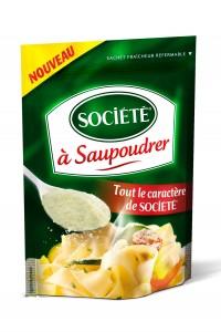 Innovation 2015 : Roquefort SOCIÉTÉ® à saupoudrer…