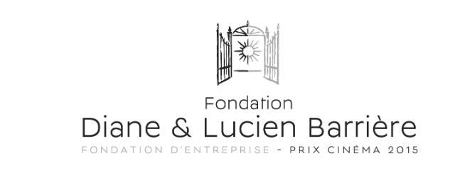 Fondation Diane & Lucien Barrière Prix Cinéma 2015…