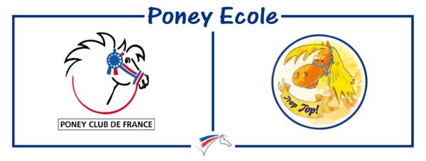 Avec «PONEY ECOLE» , les écoliers découvrent les bienfaits de l'équitation…