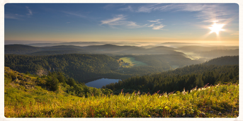 Allemagne : Escapade printanière dans le Bade-Wurtemberg…