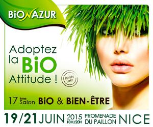 Nice : «Salon Bionazur 2015 » …