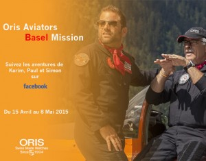 La nouvelle collection Oris prend son envol…