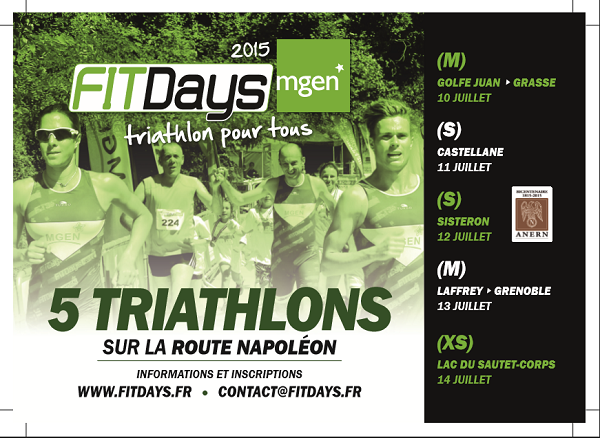 « Fitdays 2015   » …