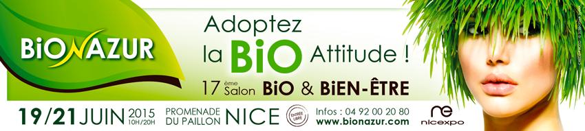 Nice : Salon Bionazur 2015…