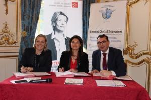 Femmes Chefs d'Entreprises France : Lancement officiel du 70 ème Anniversaire…