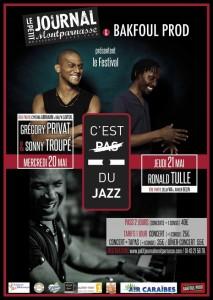 Jazz Paris : Festival inédit de Musiques Polyrythmiques au Petit Journal Montparnasse…