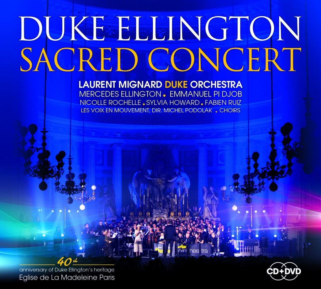 Jazz : « Duke Ellington Sacred Concert  » …